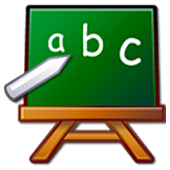Chalk Out : Learning ABC & 123