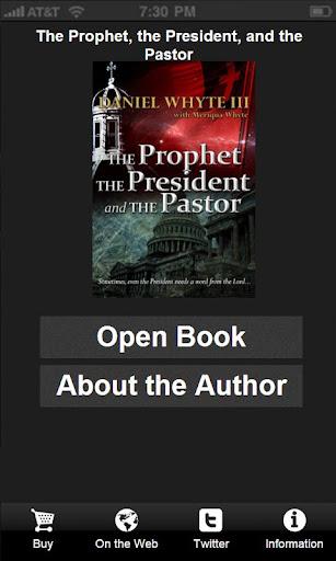 Prophet President Pastor