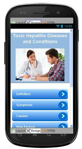 Toxic Hepatitis Information