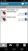 Screenshot of WanderPlayer - Game Controller