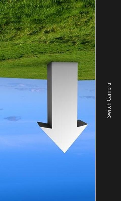 Upside Down Camera- screenshot