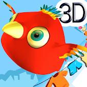 Foggy Street 3D