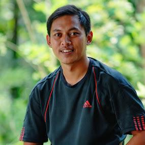 by Danang Kusumawardana - People Portraits of Men ( expedition, adidas, teacher )
