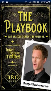 Barney-Stinson Playbook - screenshot thumbnail