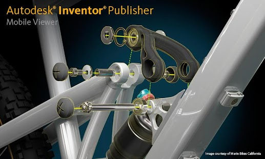 Inventor Publisher Viewer - screenshot thumbnail
