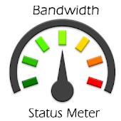 Bandwidth Status Meter