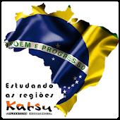Estudando as Regiões do BRASIL