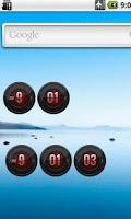 Screenshot of Beautiful Clock