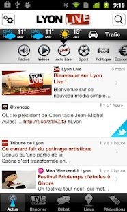 Lyon Live - screenshot thumbnail