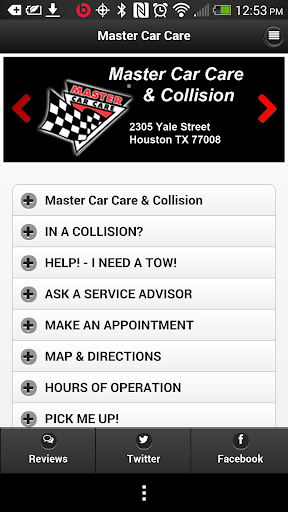 Master Car Care Houston