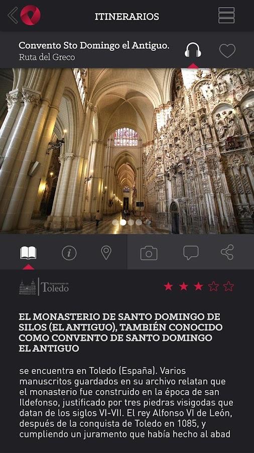 Más Toledo (App. Oficial) - screenshot