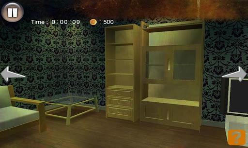 密室から脱出:謎HD