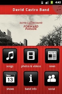 David Castro Band - screenshot thumbnail