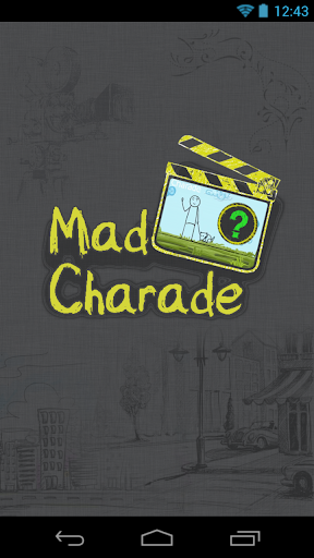 Mad Charade - Word Guessing