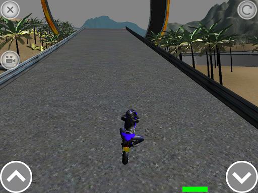 Desert Bike Rider Simulator