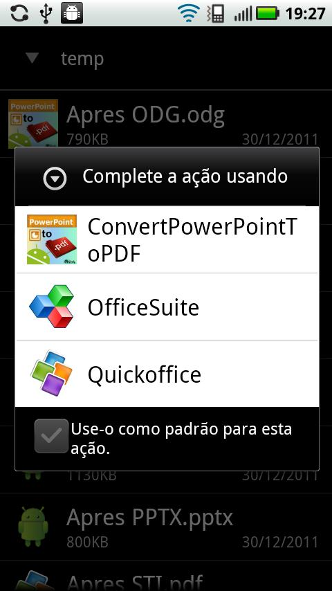 PowerPoint to PDF (PPT, PPTX) - screenshot