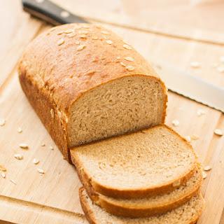 Maple Oat Bread.