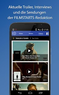 Filmstarts - screenshot thumbnail