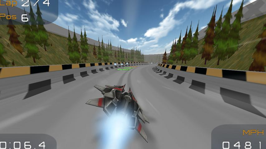 TurboFly HD Demo - screenshot