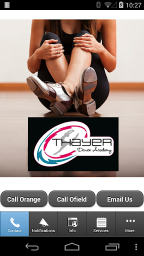 Thayer Dance Academy