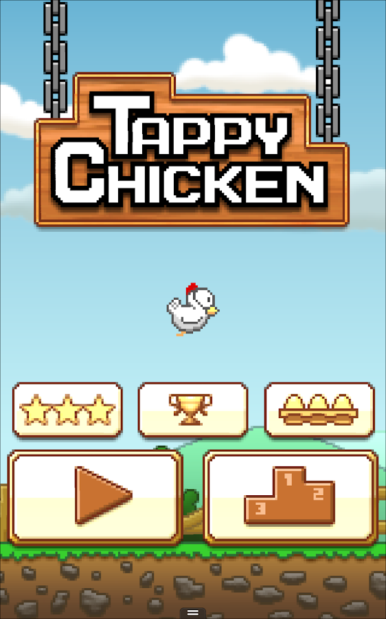 Tappy Chicken- screenshot