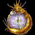 WhiteDragon ClockWidget icon