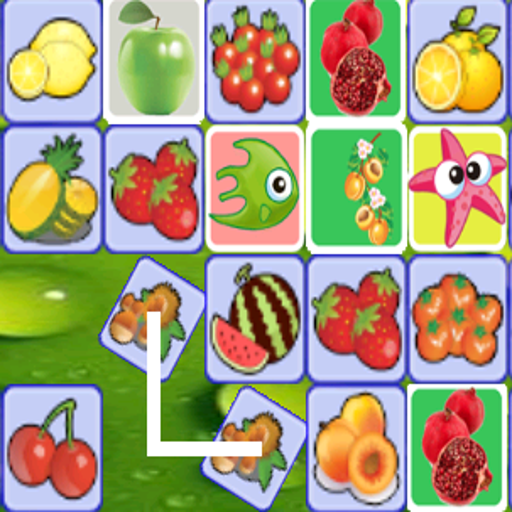 Match And Connect Fruits 休閒 App LOGO-硬是要APP