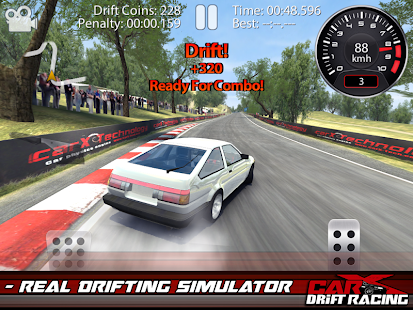 CarX Drift Racing - screenshot thumbnail