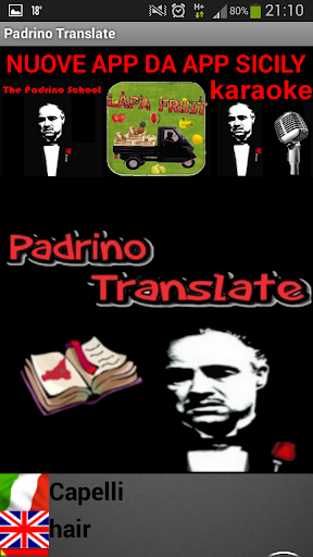 Padrino Translate