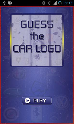 Guess the Car Logos