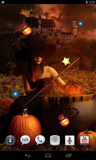 Halloween Game live wallpaper