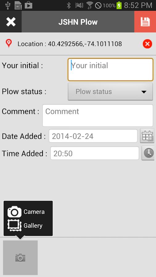 MapplerK - screenshot
