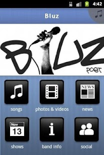 Bluz - screenshot thumbnail