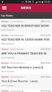 Education Jobs - Principal- screenshot thumbnail