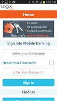 Screenshot of Logix Mobile