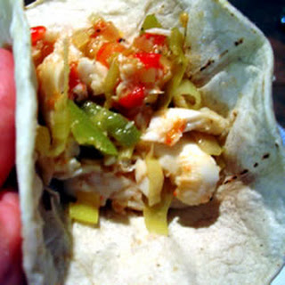 Anaheim Fish Tacos