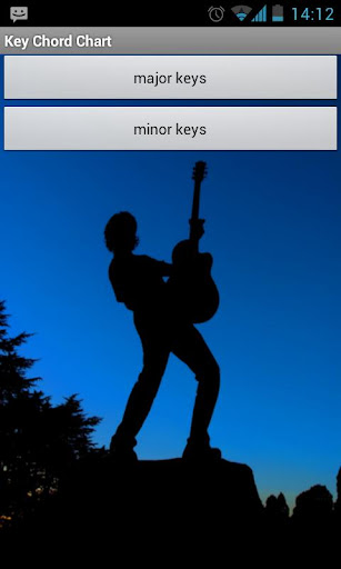 Ultimate Guitar Keys Chords