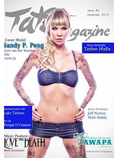 TATTOO Tat2 Magazine