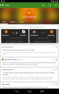 Onefootball - Soccer scores Screenshot 26
