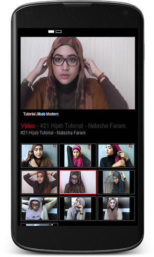 【免費生活App】Tutorial Jilbab Modern-APP點子
