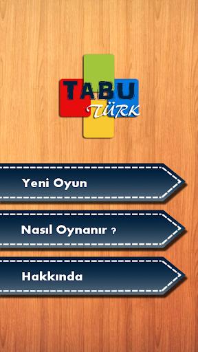 Tabu Türk