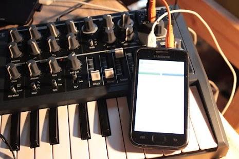 Microbrute LFO generator - screenshot thumbnail