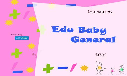 Edu Baby - General