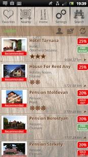 Szekler Land Virtual Passport- screenshot thumbnail