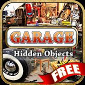 Garage Hidden Objects