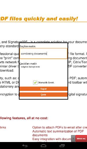 玩書籍App|PDF への変換 Pdf translator免費|APP試玩