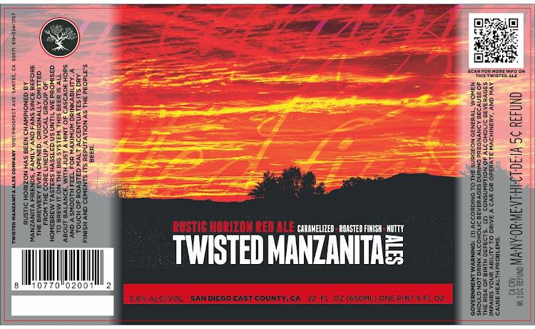 Logo of Manzanita Rustic Horizon With Oak Chips