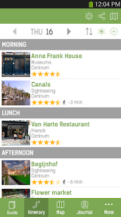 Amsterdam Travel Guide – mTrip- screenshot thumbnail