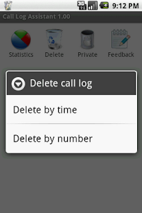 Call Log Assistant - screenshot thumbnail