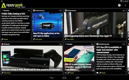 Appy Geek – Tech news Screenshot 3